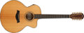 Musical Instruments:Acoustic Guitars, 2001 Taylor LKSM 12-String Natural Acoustic Electric Guitar, #20010628160....