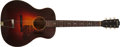 Musical Instruments:Acoustic Guitars, 1933 Gibson L1 Red Sunburst Acoustic Guitar, #602....