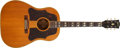 Musical Instruments:Acoustic Guitars, 1960 Gibson Country Western Natural Acoustic Guitar, #R692017....