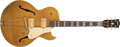 Musical Instruments:Electric Guitars, 1958 Gibson ES-295 Gold Electric Guitar, #A28166....