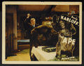 "The Ape (Monogram, 1940). Lobby Card (11"" X 14""). Horror"