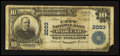 National Bank Notes:Kentucky, Paducah, KY - $10 1902 Plain Back Fr. 629 The City NB Ch. # 2093....