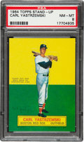 Baseball Cards:Singles (1960-1969), 1964 Topps Stand-Up Carl Yastrzemski PSA NM-MT 8....