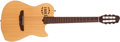 Musical Instruments:Electric Guitars, Godin Multiac Duet Nylon Acoustic/Electric Classical Guitar #00275434...