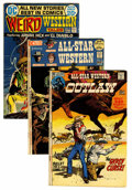 Bronze Age (1970-1979):Western, DC Bronze Age Western Comics Group (DC, 1971-74) Condition: Average VG-.... (Total: 13 Comic Books)