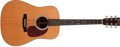 Musical Instruments:Acoustic Guitars, 1998 Martin HD-28 Natural Acoustic Guitar # 641725...