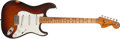Musical Instruments:Electric Guitars, 1979 Fender Stratocaster Sunburst Electric Guitar, # S952118....