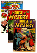 Silver Age (1956-1969):Horror, House of Mystery Group (DC, 1952-68) Condition: Average VG+ exceptas noted.... (Total: 15 Comic Books)