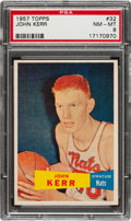 Basketball Cards:Singles (Pre-1970), 1957 Topps John Kerr #32 PSA NM-MT 8....