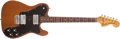 Musical Instruments:Electric Guitars, 1974 Fender Telecaster Deluxe Mocha Electric Guitar, # 579799....