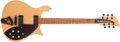 Musical Instruments:Electric Guitars, 2002 Rickenbacker 650 Natural Electric Guitar, # K2 5931....