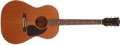 Musical Instruments:Acoustic Guitars, 1961 Gibson LGO Walnut Classical Acoustic Guitar, # 15862....