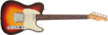 Musical Instruments:Electric Guitars, Early 1964 Fender Telecaster Custom Sunburst Electric Guitar,#L20462. ...