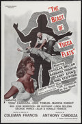 "Movie Posters:Horror, The Beast of Yucca Flats (Cinema Associates, Inc., 1962). One Sheet (27"" X 41""). Horror.. ..."
