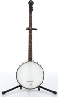 Music Memorabilia:Instruments , 1930 Wurlitzer 5-String Banjo No Serial Number....
