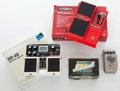 Musical Instruments:Amplifiers, PA, & Effects, Various Lot of 3 Effects Pedals. ... (Total: 3 Items)