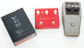 Musical Instruments:Amplifiers, PA, & Effects, 2008 Vox Satchurator & Vintage Vox Tonebender Pedals.... (Total: 2 Items)