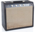 Musical Instruments:Amplifiers, PA, & Effects, 1966 Fender Princeton Amplifier Serial# P06597....