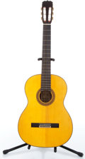 Music Memorabilia:Instruments , 1979 Takmine Model C-128 Natural Classical Acoustic Guitar No Serial Number....