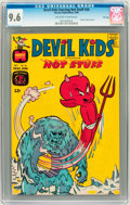 Silver Age (1956-1969):Humor, Devil Kids Starring Hot Stuff #26 File Copy (Harvey, 1966) CGC NM+ 9.6 Off-white to white pages....