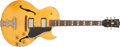 Musical Instruments:Electric Guitars, 1959 Gibson ES-175D Natural Hollow Body Electric Guitar,#A27293....