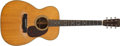 Musical Instruments:Acoustic Guitars, 1954 Martin 28 Natural Acoustic Guitar, #139862. ...