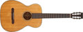 Musical Instruments:Acoustic Guitars, 1961 Martin 0018-C Natural Nylon String Acoustic Guitar, #177552....