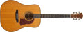 Musical Instruments:Acoustic Guitars, 1976 Mossman Great Plains Natural Acoustic Guitar, #76-3286. ...