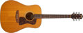 Musical Instruments:Acoustic Guitars, Recent Guild D25 Natural Acoustic Guitar, #D252099....