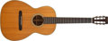 Musical Instruments:Acoustic Guitars, 1963 Martin 000-28C Natural Nylon String Acoustic Guitar,#190624....