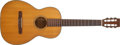 Musical Instruments:Acoustic Guitars, 1968 Martin 00-16C Natural Nylon String Acoustic Guitar, #238878....