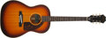 Musical Instruments:Acoustic Guitars, 1966 Epiphone Cortez Sunburst Acoustic Guitar, #427402. ...