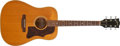 Musical Instruments:Acoustic Guitars, 1977 Gibson J-55 Natural Acoustic Guitar, #72717106....