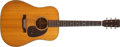Musical Instruments:Acoustic Guitars, 1965 Martin D-18 Natural Acoustic Guitar, #199706. ...
