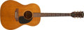 Musical Instruments:Acoustic Guitars, 1970 Gibson B-25 Natural Acoustic Guitar, #962587. ...