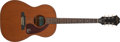 Musical Instruments:Acoustic Guitars, 1966 Epiphone Caballero Natural Mahogany Acoustic Guitar, #356520....