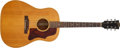 Musical Instruments:Acoustic Guitars, 1967 Gibson J-50 Natural Acoustic Guitar, #865867....