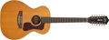 Musical Instruments:Acoustic Guitars, 1970s Guild F-312 Natural 12-String Acoustic Guitar, #49971....