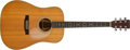 Musical Instruments:Acoustic Guitars, 1972 Martin D-35 Natural Acoustic Guitar, #304731. ...