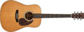 Musical Instruments:Acoustic Guitars, 2000 Martin HD-28 Natural Acoustic Guitar, #789677. ...