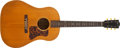 Musical Instruments:Acoustic Guitars, 1939 Gibson J-35 Natural Acoustic Guitar, #EG6540. ...