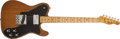 Musical Instruments:Electric Guitars, 1974 Fender Telecaster Custom Walnut Electric Guitar, #570192. ...