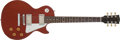 Musical Instruments:Electric Guitars, 2002 Gibson Les Paul Special Red Solid Body Electric Guitar, #01902487. ...