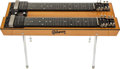 Musical Instruments:Lap Steel Guitars, 1960s Gibson CG520 Natural Double 8 Steel Guitar, #222041. ...
