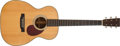 Musical Instruments:Acoustic Guitars, 1931 Martin OM-28 Natural Acoustic Guitar, #46724. ...