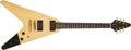 Musical Instruments:Electric Guitars, 1983 Gibson Flying V Cream Electric Guitar # 83053540....