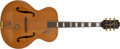 Musical Instruments:Acoustic Guitars, 1943 Epiphone Broadway Natural Archtop Acoustic Guitar, #18279....