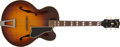 Musical Instruments:Acoustic Guitars, 1957 Gibson L-7C Sunburst Archtop Acoustic Guitar, #A25959....
