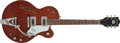 Musical Instruments:Electric Guitars, 1966 Gretsch Tennessean Burgundy Electric Guitar, # 116552....