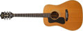 Musical Instruments:Acoustic Guitars, 1978 Guild D-50 Natural Acoustic Guitar, #177566....